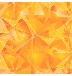 Abstract Polygonal Background Fire vector