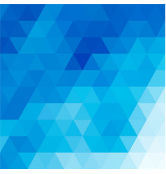 blue background design web abstract low poly vector image