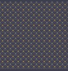 Dark abstract seamless pattern vector