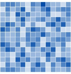 tiles mosaic background vector image