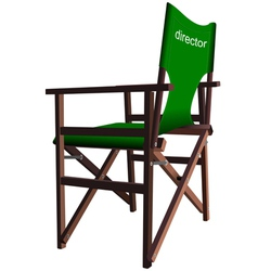 6014 chair vector image