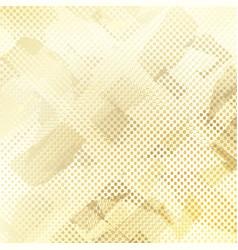 Abstract beige half tone background vector
