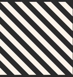 Stripes seamless pattern repeat diagonal lines vector
