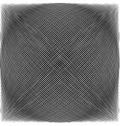 Spherical globular intersecting lines grid mesh vector