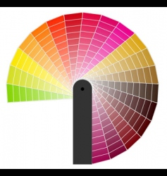 pantone vector image