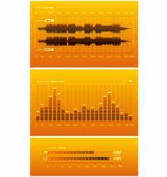 sound lab vector image