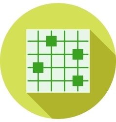 Scatter Graph vector image