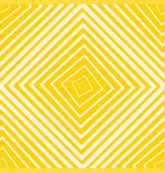 seamless halftone yellow pattern - bright vector image