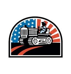 American Farmer vector
