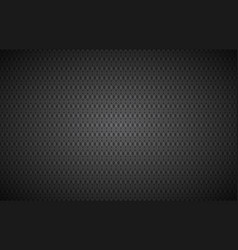 black abstract background vintage seamless vector image