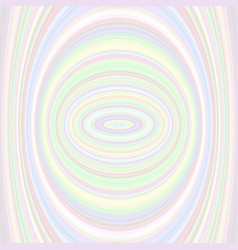 Colorful abstract ellipse background - graphic vector