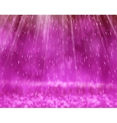 Elegant magenta background vector image