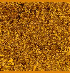 gold metal texture vector image
