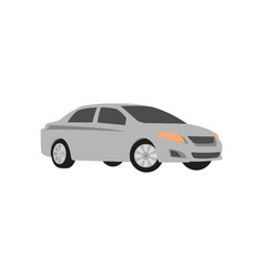 car logo - tire vehicle mascot transportation auto vector image