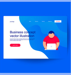 software development and programming program code vector image