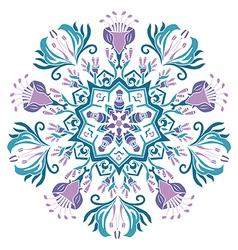 Mandala Papua vector