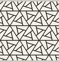 seamless geometric pattern - creative vector image