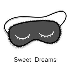 Sleep mask vector