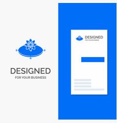 business logo for business concept idea vector image