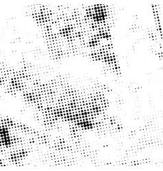 Grunge halftone overlay vector