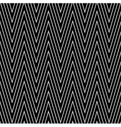 seamless black-and-white geometric vector image