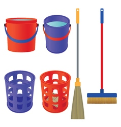 Tools for cleaning vector