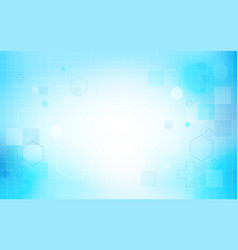 abstract digital hi tech concept background vector image vector image