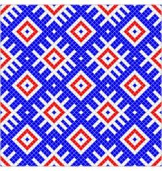 folk ornament vector image vector image