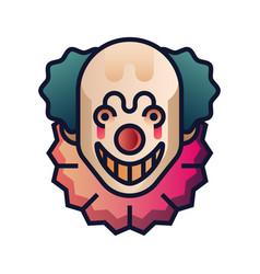 Clown gradient vector