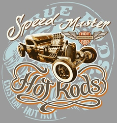 Hot rod speed vector