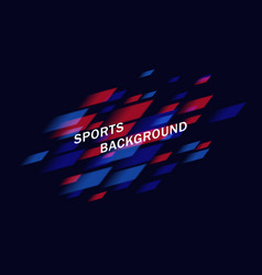 sport background high speed motion vector image