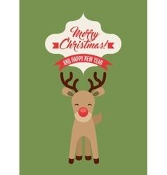 Christmas holiday design vector