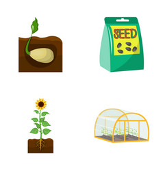 company ecology and other web icon in cartoon vector image