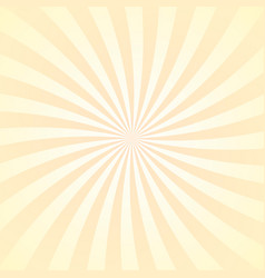 sun rays background yellow radiate sun beam burst vector image