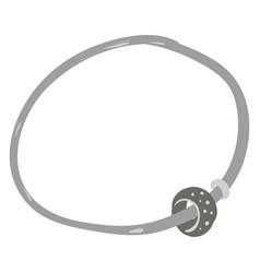 Bracelet pandora or color vector