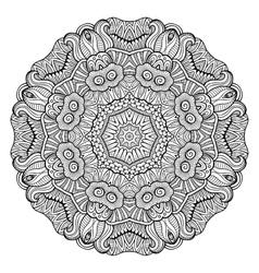 Decorative mandala vector
