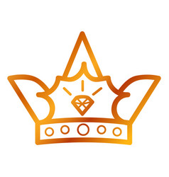 Icon - crown 01 020d vector