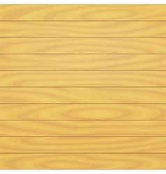 Light Wooden Textured Background vector image