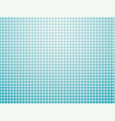 tiles checkered blue background with vignette vector image
