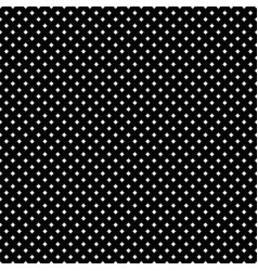 Abstract seamless geometrical monochrome star vector