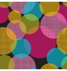 Abstract Seamless Pattern Background EPS10 vector image