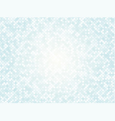 Abstract diamond blue background vector