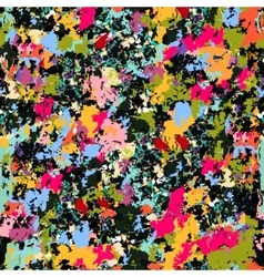 Abstract pattern colored mosaic colorful fashion vector