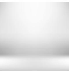Empy grey interior vector