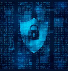 Encryption information firewall - data vector