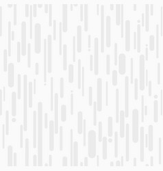 seamless pattern of rounded lines and dots vector image