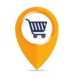 Shopping concept design vector
