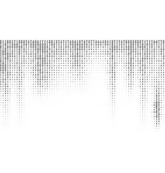 Gradient binary code digits background vector