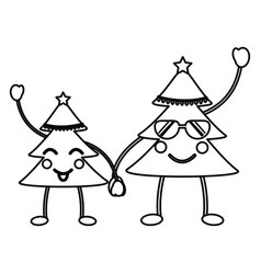 Emoji Christmas Tree Vector Images (over 130)