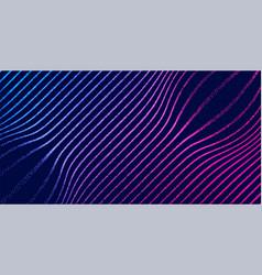Digital illuminated particles lines texture vector